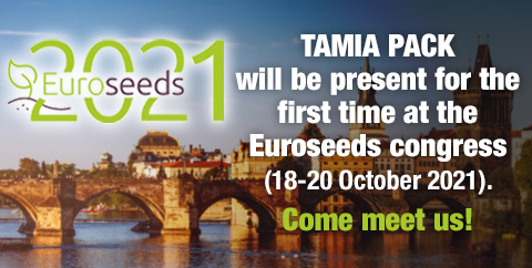 TAMIA PACK will be present for the first time at the Euroseeds congress
